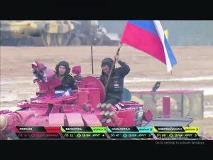 руснаците печелят
