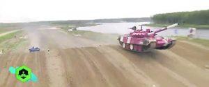 танк лети