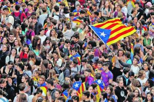 Catalonia-protests-