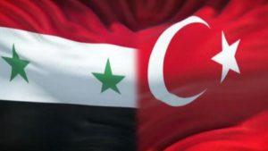 Siria-Turky