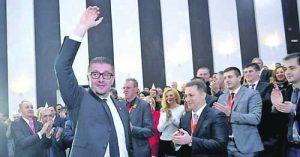 Християн Мицковски вече се вижда победител в предстоящия предсрочен парламентарен вот на 12 април следващата година