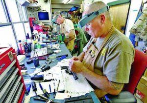 Оръжейна работилница