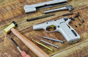 пистолет за ремонт