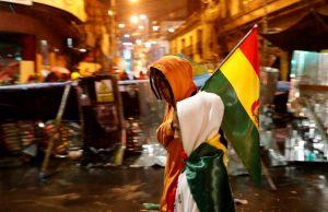 Bolivia - protesti