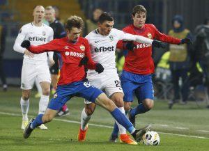 CSKA(Moskva)-ludogorec
