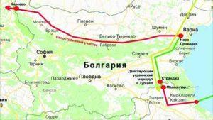 Mezhdu Bryuksel I Moskva Blgariya Na Gazovata Karta Na Evropa