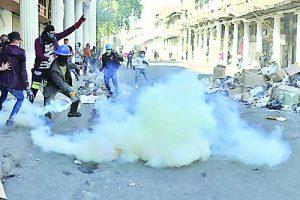 irak protesti
