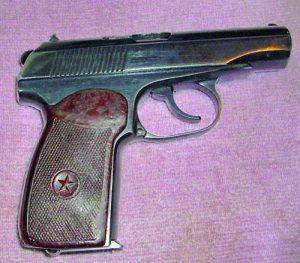 Пистолет Макаров