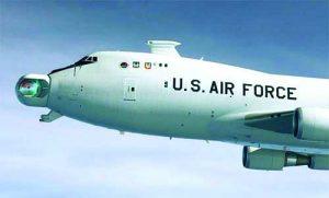 американски лазер YAL-1A