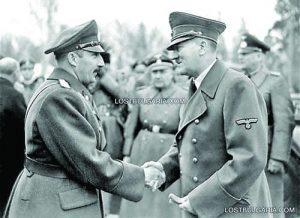 Въпреки натиска на Хитлер цар Борис III не изпраща войски на Източния фронт  Фото: 'Изгубената България'