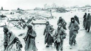 'Синеоките рицари' след Сталинград