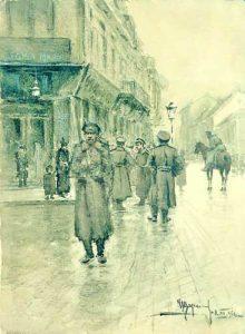 1_2_PeizaJ_ot_osvoboden_bulgarski_grad_v_Dobrudja_1916_g