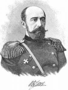Портрет Н.М.Баранов