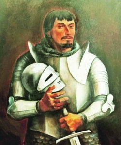 Принц Фружин-Шишман - син на последния български цар Иван Шишман
