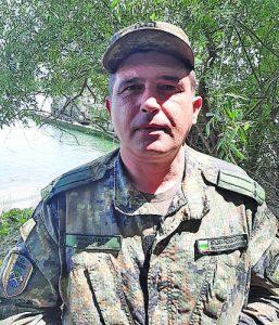2-Подполковник Николай Николаев
