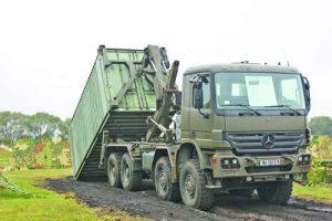 kamion sks