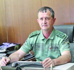 Полковник Евгений Динев