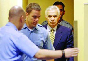 Бившият лидер на босненските сърби Момчило Краишник бе осъден от Хагския Трибунал