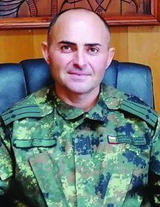 6-Podpolkovnik Pavlin Iliev-Ruse