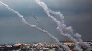 Gaza _ Israel_udari