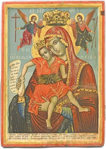Богородица от Кикос_2