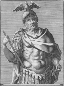FLAVIUS AETIUS Roman commander in the West, notable for his defeat of Attila and the Huns at Chalons, 451