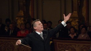 Conductor Mariss Jansons. Photo credit: Terry Linke