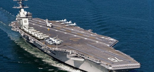 USS-Gerald-Ford-aircraft-carrier-2