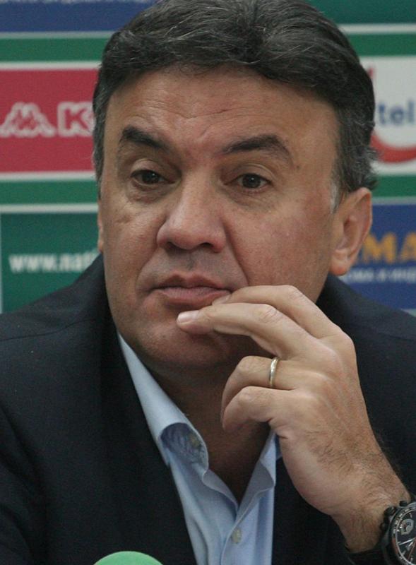 Кандидатурата на Борислав Михайлов за президент на БФС беше издигната официално от Локомотив София