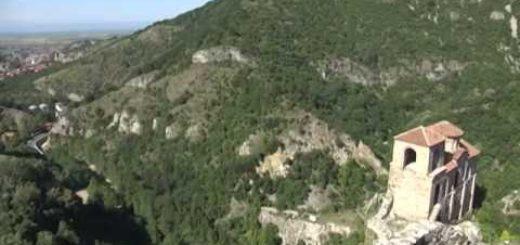 Български средновековни твърдини