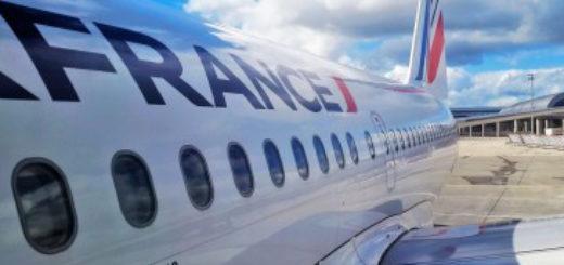 Airfrance-samolet