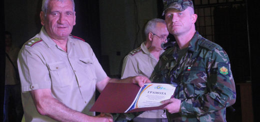 награда на к-н Казаков