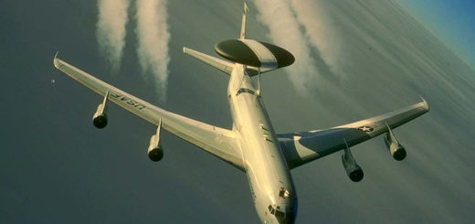 NATO Approves Use Of AWACS Over Turkey