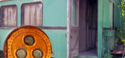 carskiyat  vagon