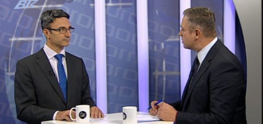 I.Трайчо Трайков, кандидат за президент; II.Доц. Антоний Гълъбов, социолог и преподавател в НБУ