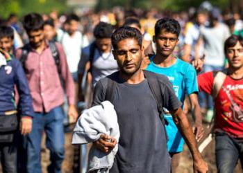 САЩ искат от Мексико споделена отговорност за мигрантите