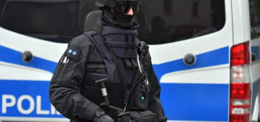 Another police raid operation in Chemnitz