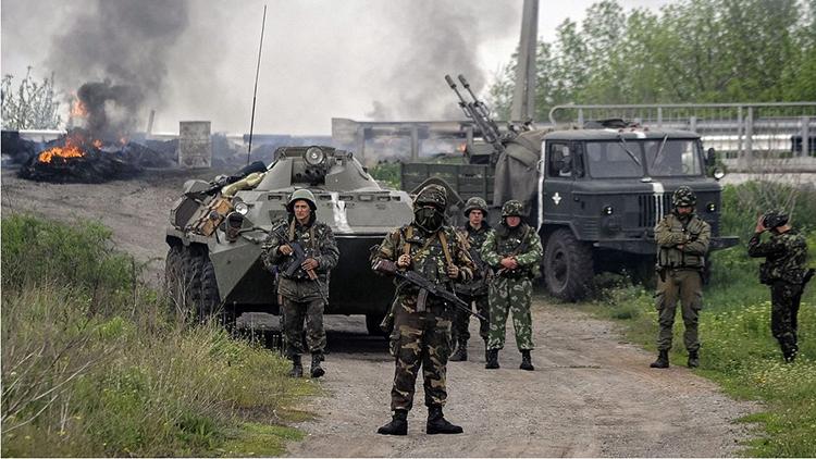 Киев опровергава Москва: Не планираме атака срещу сепаратистите