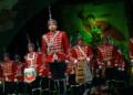 """На 21 юни в Деня на Ямбол - Свети Дух Националната гвардейска част ще изнесе спектакълът """"Искри"""""""
