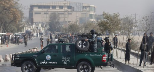 At least five killed in Kabul suicide attack