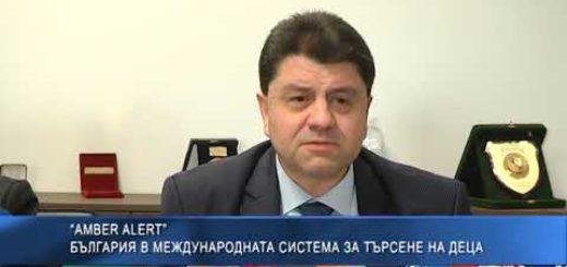 """""""AMBER Alert"""": България в международната система за търсене на деца"""