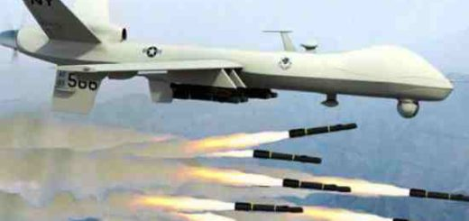 drone-firing