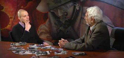 Войнишки разкази: Димитър Бебенов