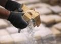 Португалската полиция залови рекордните над 5 тона кокаин