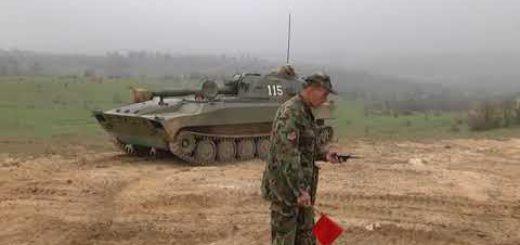 Военните репортери – Аргументите на артилерията