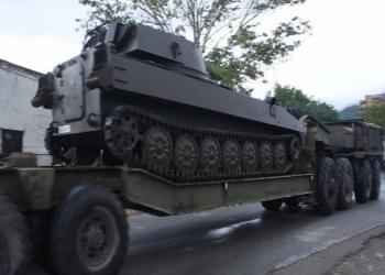 Личен състав и военна техника ще се придвижват по републиканската пътна мрежа в периода от 10 до 15 юни