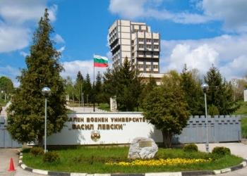 Три училища подписват договор с Националния военен университет