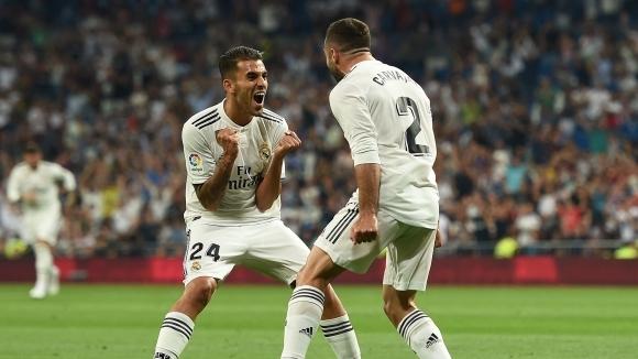 Реал Мадрид - Севиля 2 : 2