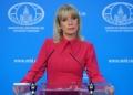 Мария Захарова: Отговорът на Русия на новите американски санкции е неизбежен