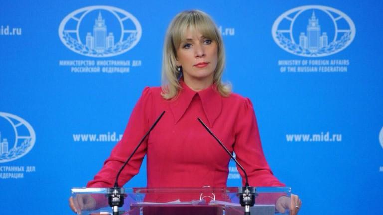 Захарова: Москва ще отговори на фокусите на Чехия